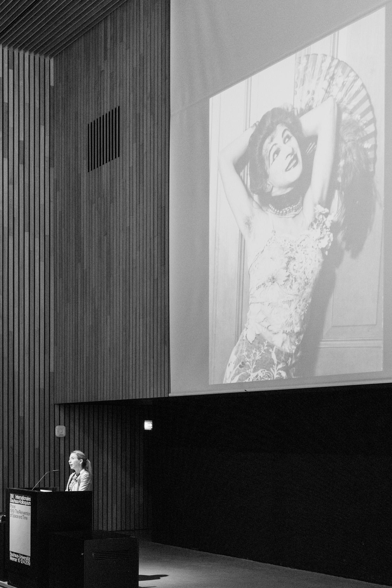 Elizabeth Otto. Fotografen: Samuel Solazzo, Jannis Uffrecht, Philipp Niemeyer